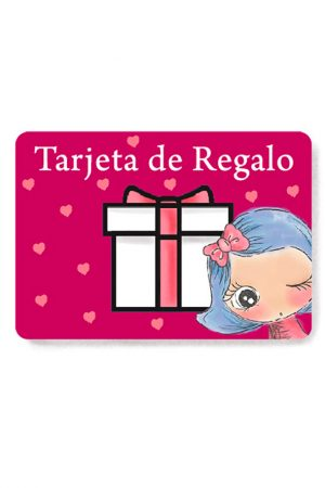 Tarjeta de Regalo