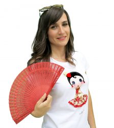 Camiseta Flamenquita