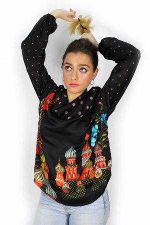 blusa Moscu